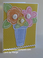 Cards by friends marge_TLB