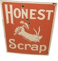 Honest scrap picture crop