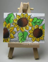 Rubberneck_sunflowers