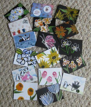 My cards1