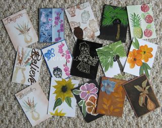 My cards2