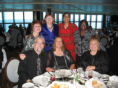 IMG_1708 Best Dinner Table! Deirdre Marge Trena Terry Charles Rowena JoAnn